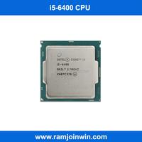 Support DDR4 DDR3L lga1151 socket external cpu processor i5 6400