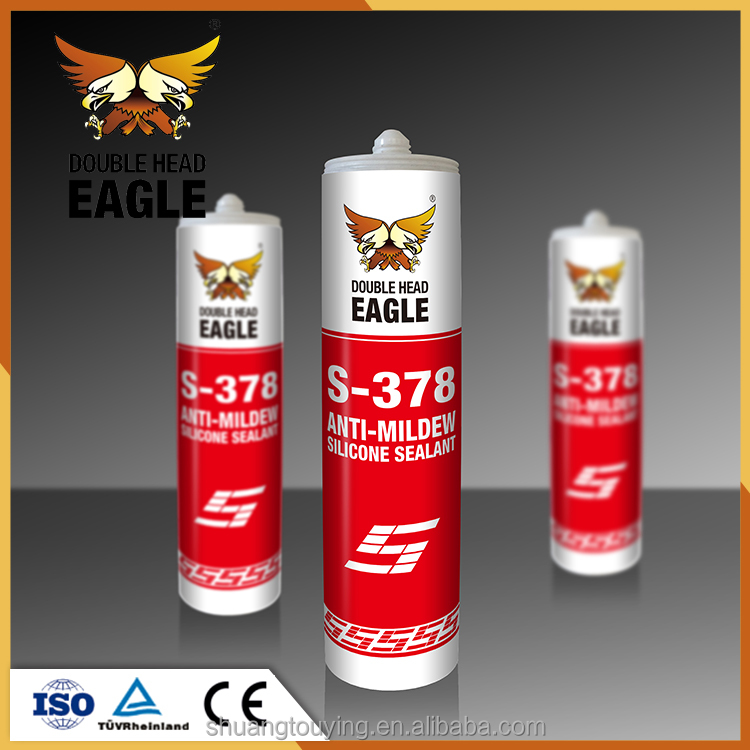One Component Neutral Clear Anti-Mildew Silicone Sealant