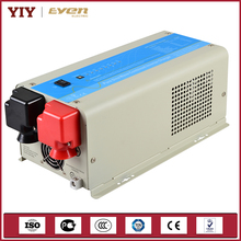 600W micro hybrid solar inverter single pahse LED display pure sine wave dc to ac inverter air conditioner