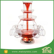 Drinking Wine Lighted Party Fountain