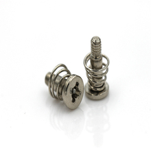 torx head shoulder screws with washer attached