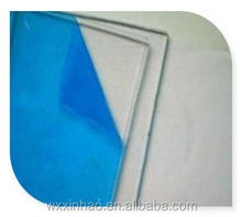 Hot Sale PE blue glass protective film (Manufacturer)