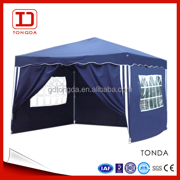 10x10' hot sale in Germany Market portable folding Garden Pavilion