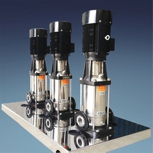 CDL/CDLF series stainless steel vertical multistage Centrifugal pump