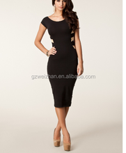 New Arrival Pencil Sexy Party Dresses for Women Backless slim fit Style