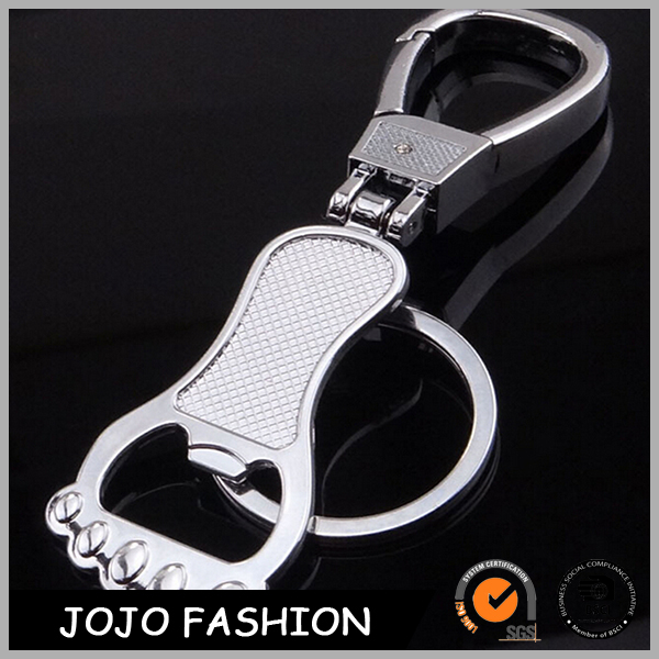 Best quality low price customized insert photo quality foot metal bottle opener