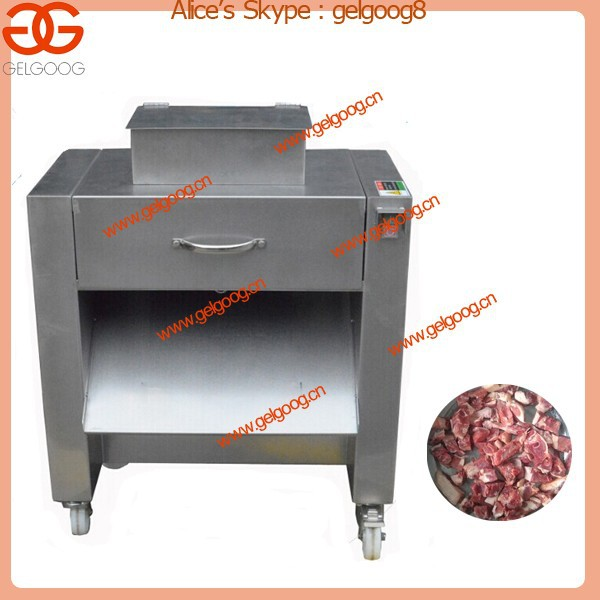 Chicken Dicing Machine|Poultry Dicing Machine|Duck Meat Dicer