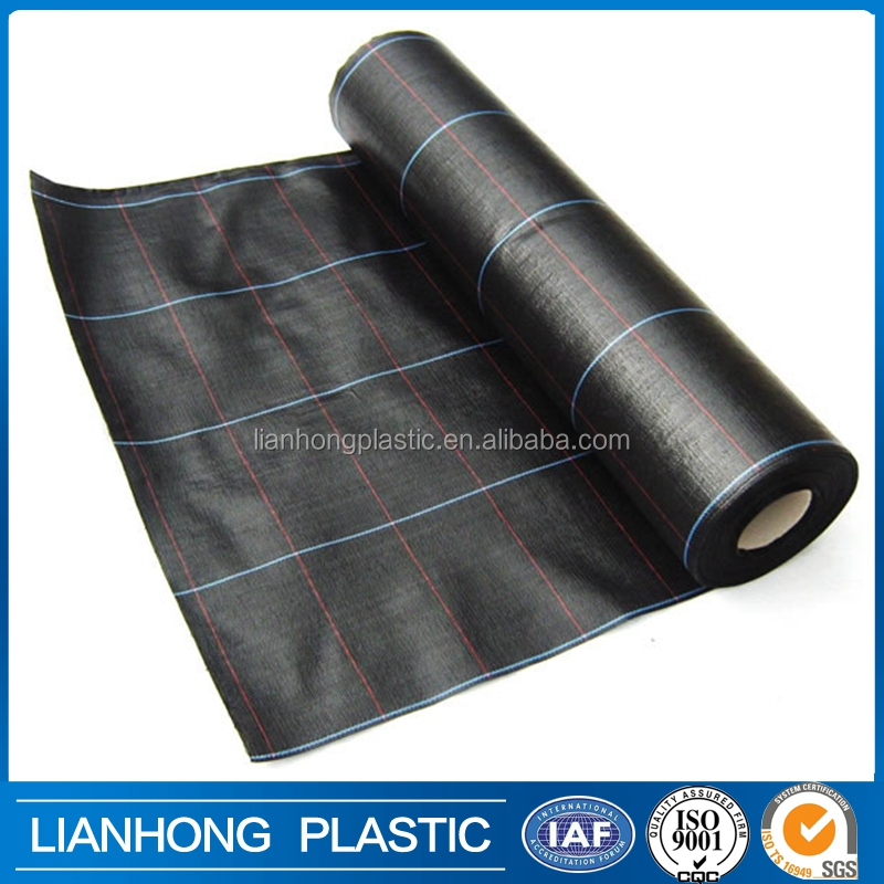 High quality ground cover fabric polypropylene, factory supply ground cover net, UV treated weed barrier landscapr fabric