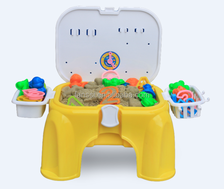 Magic Smart kenetic Motion sand learning toys