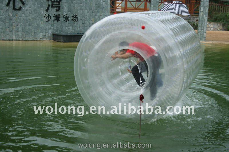 TPU Top quality inflatable water roller on sale!!!