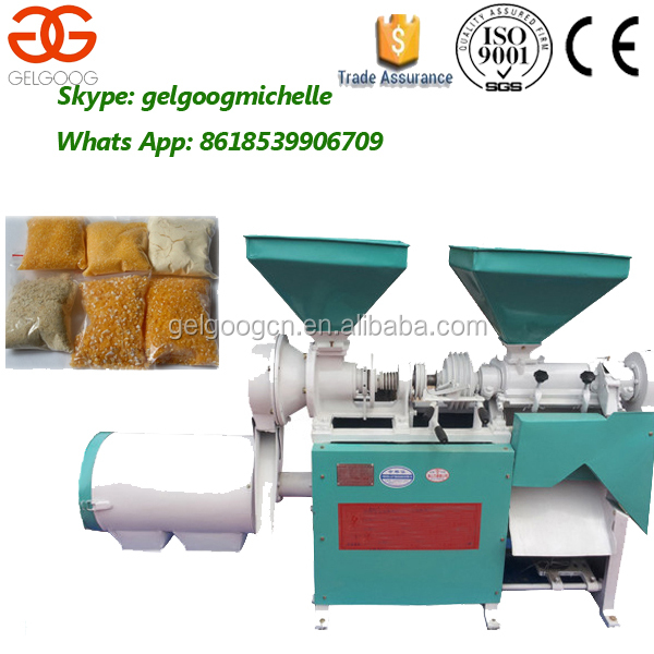 Hot Selling Good Performance Corn Mill Machine/Corn Flour/Grits Making Machine