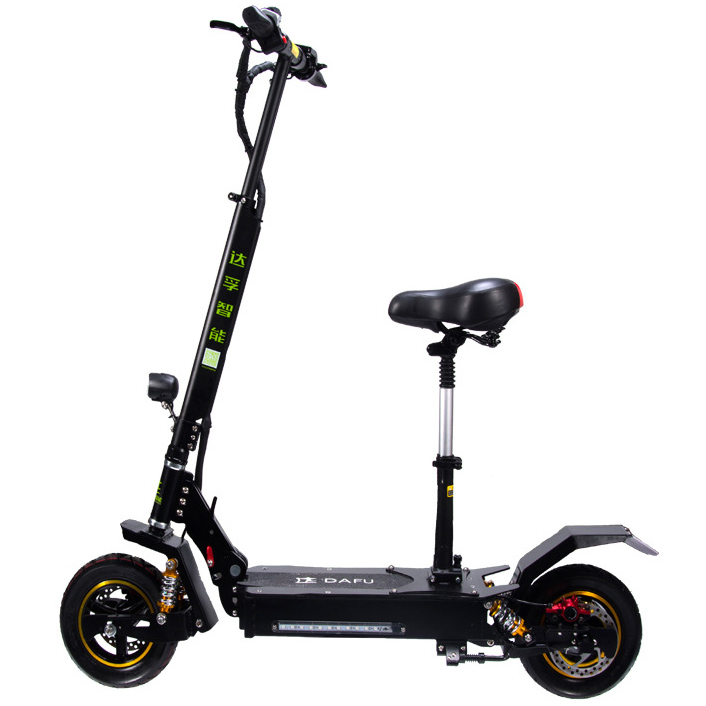 Private Label 70KM H Speed Two Wheels Electric Scooter 800W 1000W Dual Motor E Scooter 1600W 2000 <strong>W</strong>