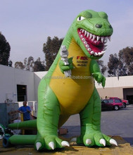 2015 Giant inflatable dinosaur model for sale