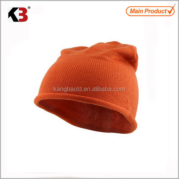2017 China wholesale multi-color baby knit beanie