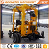 200-300m Cost Effective 4-Wheel Mounted Water Well Drilling Machinery for Sale