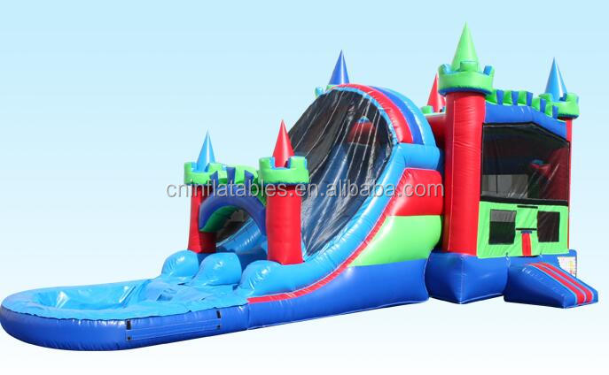 Wholesale inflatable combo / jumper/bounce house/inflatable jumping castle
