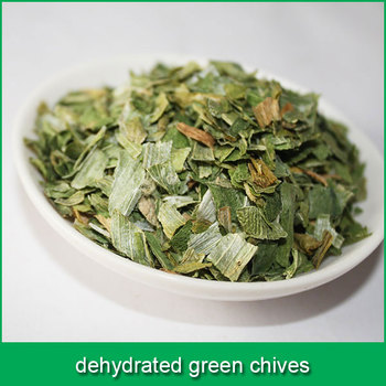 dehydrated green chives
