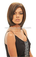 Synthetic Mono Filament Lace Wig for black women