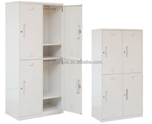 China-Supplier Hot-Sale 4/Door Steel Almirah Locker Cabinet
