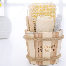 Promotional Gift Women Set/ Wooden Bath Sets / Fashion Bath Sets Wholesale