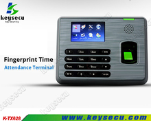 Free Software Employee Biometric Fingerprint Time Attendance System
