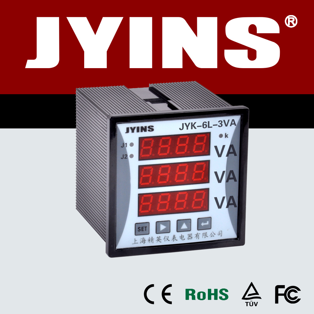 JYK-6L-3AV Programming Digital Multifunction meter