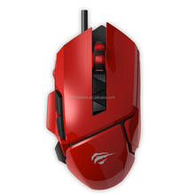 Best Switch DPI Wired Computer Mouse Coolest 2400DPI LED Optical 6D USB Wired Gaming Ergonimic Mouse