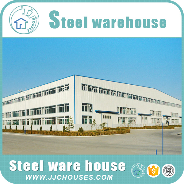 Professional steel factory, prrefab steel warehouse, hot sale tube truss steel structure