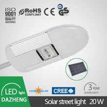OEM Factory China 2015 New product Solar energy led street light