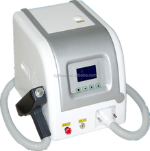Newest !!! Factory Price Professional laser tatoo removal q switch/nd yag beauty machine laser tatoo removal price