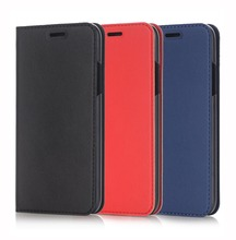 2017 Low MOQ Cheap Phone Cases Flip PU Leather Case For Mobile Phone