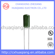 Metallized Polyester Film Capacitor 104K P: 5mm MPE