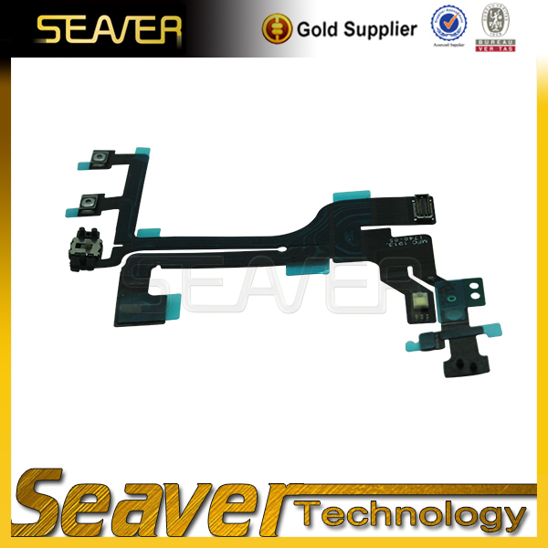 China Supplier For Iphone 5 Usb Charger Port Power Plug Connector Flex Cable