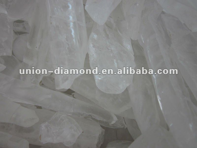 High density & high purity alumimum oxide crackle 99.999% raw material for growing sapphire crystal
