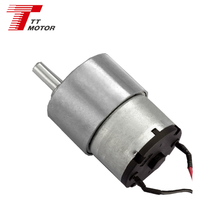 LOW RPM motor 24V for electric scooters GM37-520TB