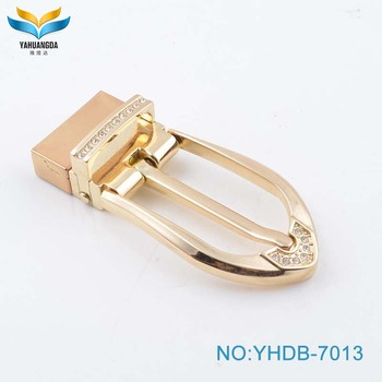 new product Nickel metal quick release clasp metal lock for bags
