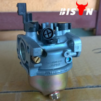 BISON China Taizhou Good Quality Standard 168F Huayi Water Pump Generator Carburetor Pump Spare Parts with Good Price