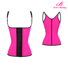Plus Size Young Girls Abdominal Corset Top