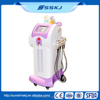 home use multifunction beauty machine for facial skin care and slimming and tattoo removal