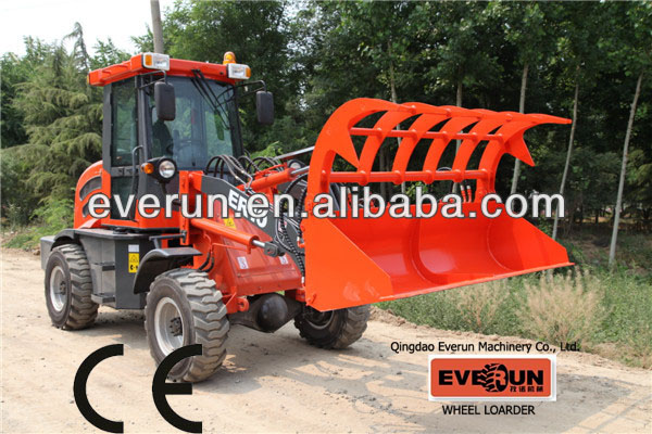 EVERUN hot sell delicate multicolor farming walk behind tractor