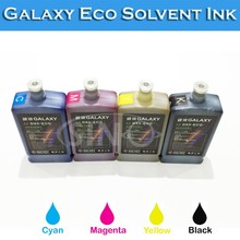 Larger Format Printing Galaxy ECO Solvent Ink Tinta Solvente