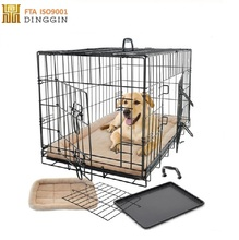 Outdoor large Portable Folding pet Crate Kennel for sale