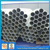 Professional galvanized pipe size chart low prices steel pipe with CE certificate