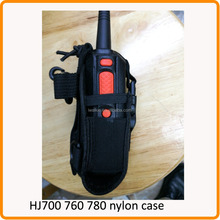 HJ700 big size carry case for two way radio