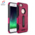 Low MOQ kickstand protective case for iphone 7plus for iphone7 case