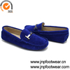 Suede leather shoe for men moccasin