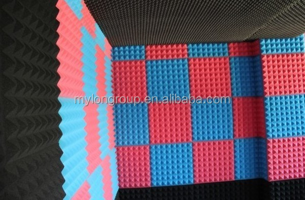Sound Proofing Panels With Adhesive For Treatment Kit