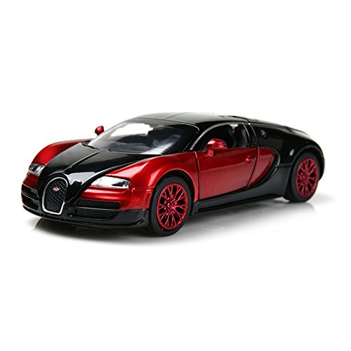 1:32 Super Sport Car Alloy Diecast Car Model Collection