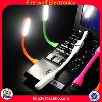 Custom Business Promotional Flexible Mini Usb Powered Light Micro USB LED Light
