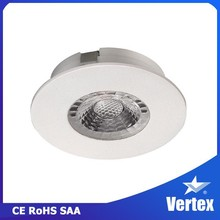Made in China 220V Cabinet Lighting,led recessed down light for kitchen cabinet